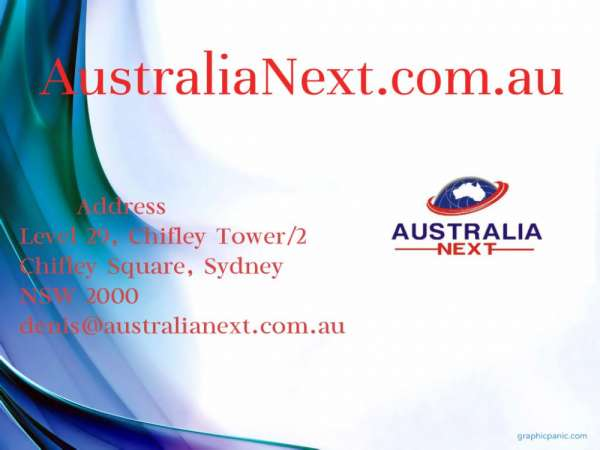 Employment and workplace - australia next