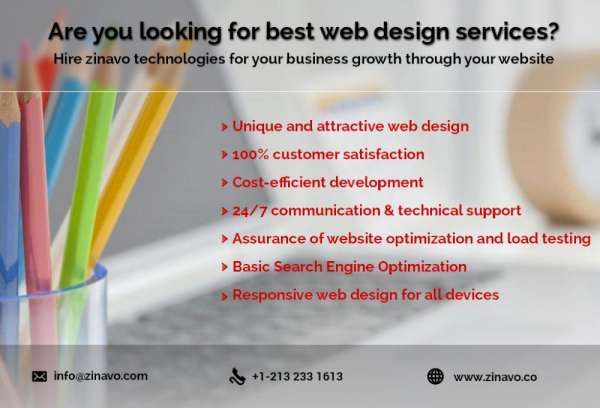 Make successful business with attractive website
