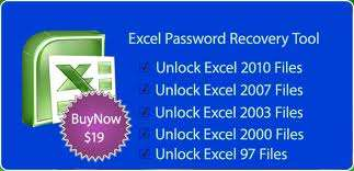 Best ms excel file password recovery