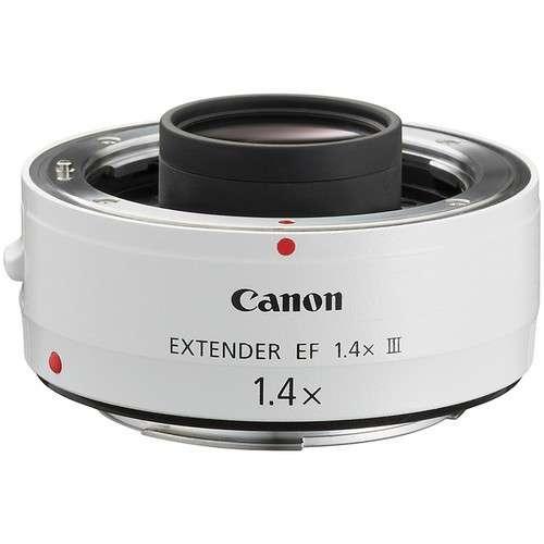 Canon extender ef 1.4x iii (teleconverter)