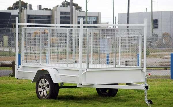 Car trailer manufacturer melbourne australia