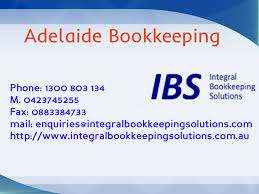 Adelaide bookkeeping services - integral bookkeeping solutions