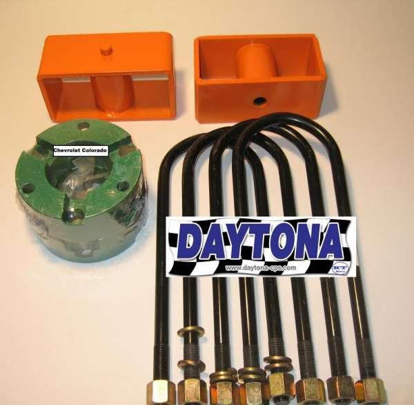 Chevrolet colorado true suspension lift kit 3? inches