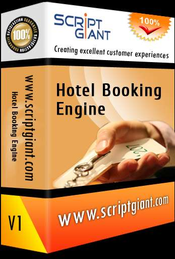 Reach your customers instantly with hotel booking engine php script