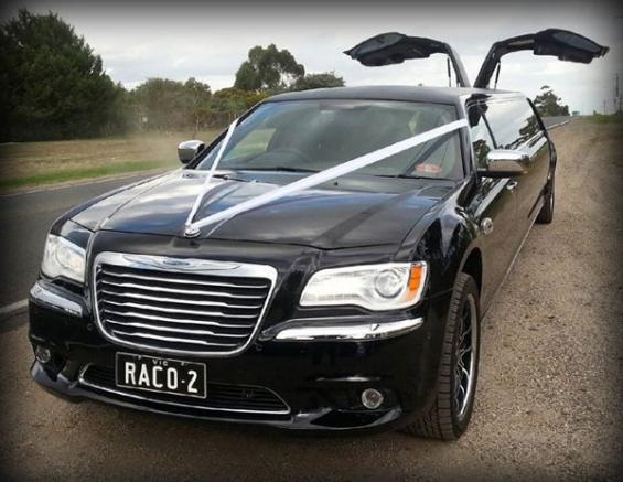Chrysler limo hire melbourne