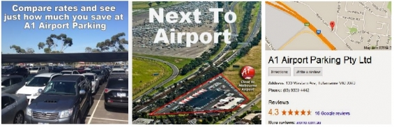 Melbourne airport parking long term