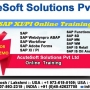 SAP XI/PI Online Training at Acutesoft | SAP XI/PI Online course