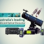 Biggest store for Telescopes in Australia