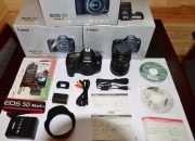 Canon 5D Mark III+Canon 24-70mm L II & Canon 70-200mm L IS USM III pkg