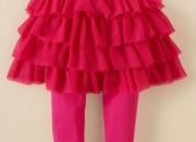 Baby Girls Hot Pink Leggings