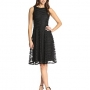 Karen Kane -Size S- Black Day to Night Dress