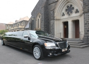 Hire our fabulous black stretch limousines melbourne