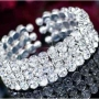 Stunning Crystal Diamond Arm Bracelet on ikOala Jewellery Deals