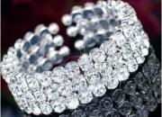Stunning Crystal Diamond Arm Bracelet on ikOala Jewellery Deals