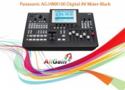 Buy panasonic ag-hmx100 digital av mixer-black online