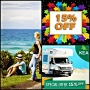 Kea Campervan Rental Tour with Best Offers | Australia Road Trip