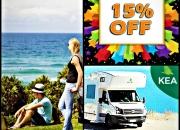 Kea campervan rental tour with best offers | australia road trip