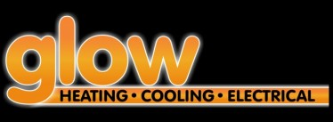 Glow heating cooling electrical