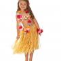 Hula Skirt - Adult Mini, Orange