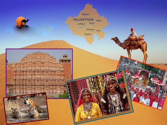 Places to visit in rajasthan tour