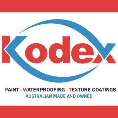 Kodex waterproofing products