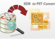 Recover Exchange EDB to PST