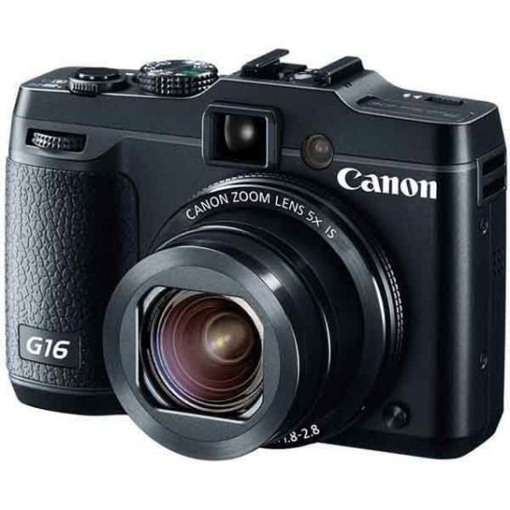 Canon powershot g16 digital compact camera