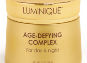 Rediscover younger looking skin using luminique skincare range