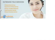 Get best Telemarketing Services from Go4customer