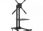 Telehook Floor TV Cart Camera Shelf