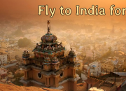 Cheap fly to india for $850!