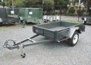 Box trailers melbourne - michaels trailers