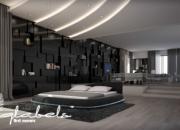 Buy Elegant Round Bed Besa At Aura