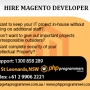 magento developers brisbane
