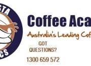 Barista coffee courses & training in sydney/melbourne/brisbane