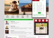 Matrimony Website Script, Dating, Matchmaking Software only at Narjis Enterprise