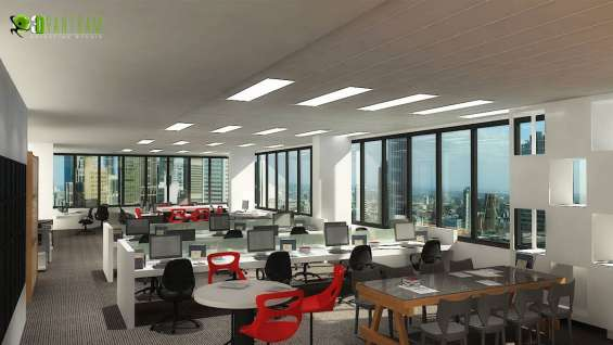 3d architectural interior rendering for better visualization of buildings