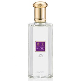 April violets perfume by yardley london 125ml edt spray for women