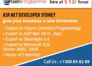 asp.net developer sydney