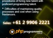 php wordpress programmer brisbane at $12 per hour