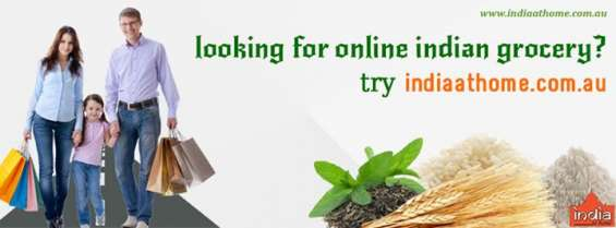 Buy all your favourite indian groceries from leading online grocery store