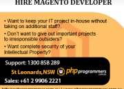 dedicated magento developers