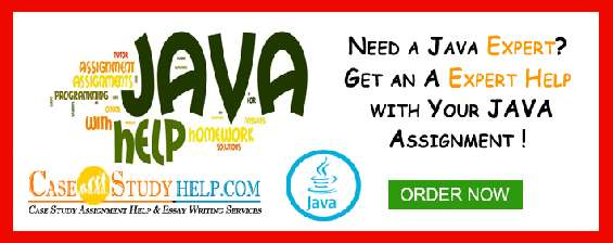 Java project   java assignment help   java homework