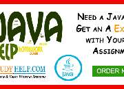 Java Project | Java Assignment Help | Java Homework