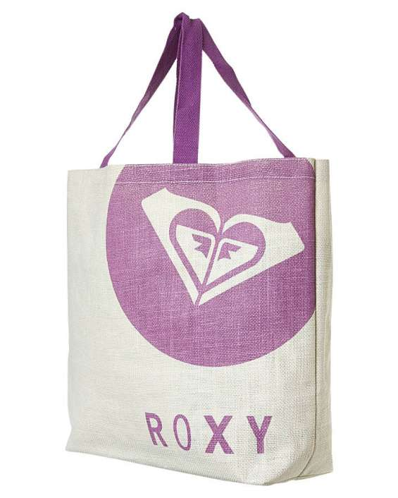 Roxy classico beach tote bag