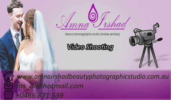 Best video shooting services by professionals in melbourne (australia)
