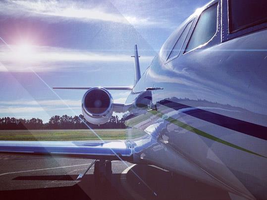 Aircraft charter australia