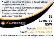 dedicated php developer adelaide