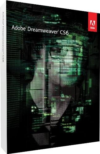 Adobe dreamweaver cs6 upgrade from cs5.5 win/mac download delivery