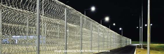 Get the best security wire fencing from gryffin